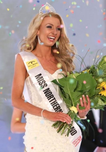 Miss Northern Ireland 2013 Meagan Green