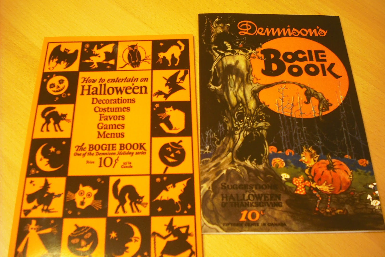 Vintage Halloween Decorations Reproductions