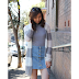 Outfit  | Trending the Denim Skirt ♥