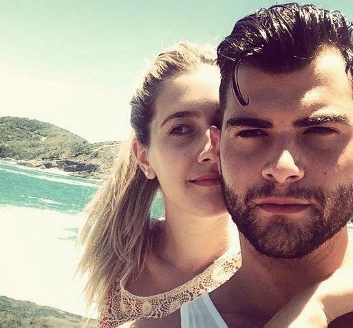 Clara Alonso e Diego Dominguez fidanzati