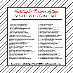 2019 52-week Blog Challenge