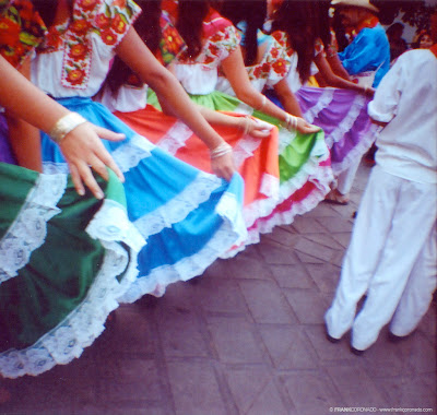 trajes tipicos de oaxaca