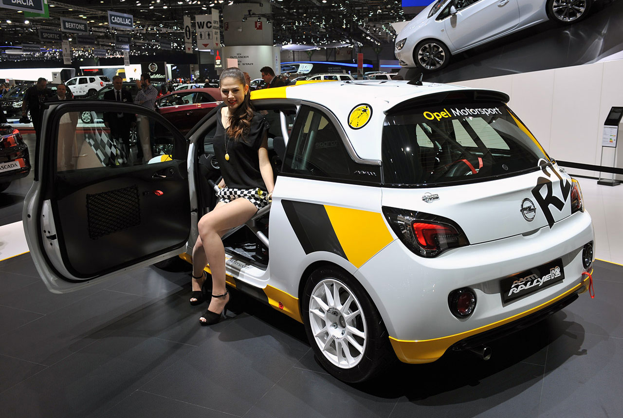 autoblog opel adam r2 rally car is a plucky little bruiser. Black Bedroom Furniture Sets. Home Design Ideas