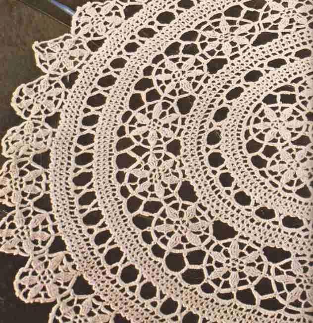 Tapete Granada a Crochet