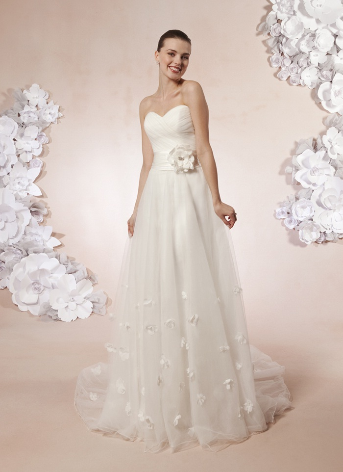 Sweetheart 2013 Spring Summer Bridal Collection
