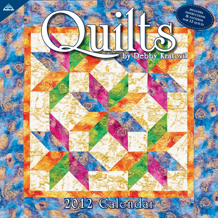Best of Calendar Quilts 2012