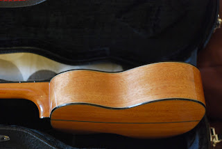 pono mhc ukulele arched back