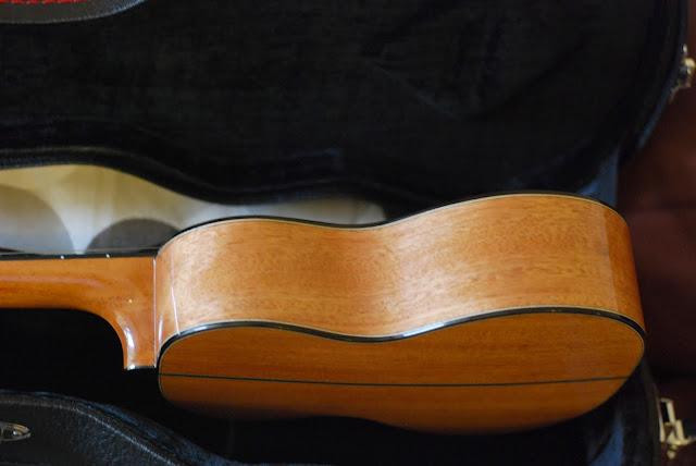 pono mhc ukulele arched back