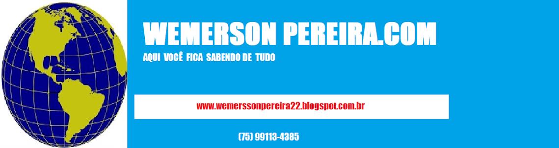 WEMERSON PEREIRA.COM