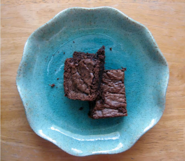 Peanut Butter Nutella Brownies by freshfromthe.com