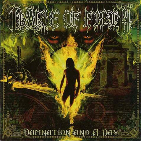 cradle of filth. Cradle Of Filth - Damnation