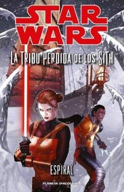 Reseña del cómic Star Wars: La tribu perdida de los Sith