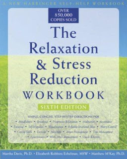 the stress and relaxation workbook