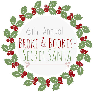 bookish secret santa