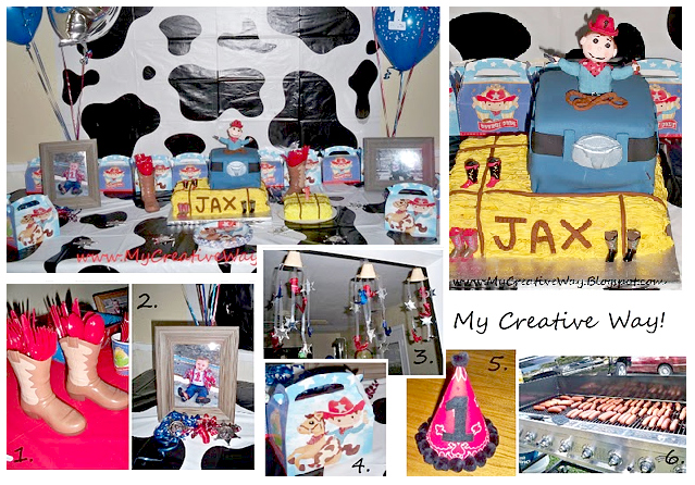 Remarkable Cowboy 1st Birthday Party Ideas 639 x 446 · 337 kB · jpeg