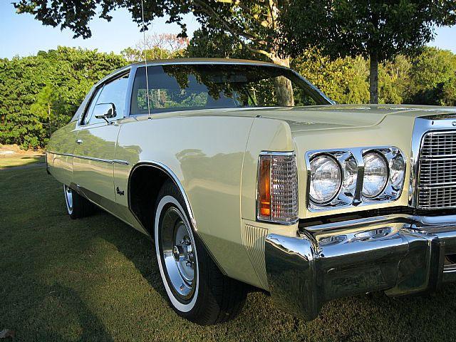 クライスラー・ニューポート 6-7代目 | Chrysler Newport (1974-'81)