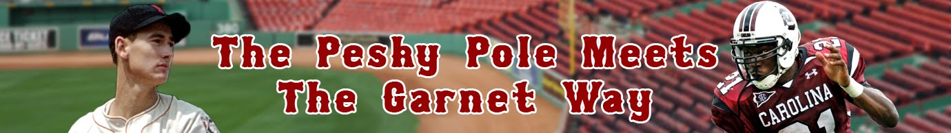 The Pesky Pole Meets The Garnet Way
