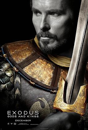 ตัวอย่างหนัง Exodus: Gods and Kings เอ็กโซดัส : ก็อดส์ แอนด์ คิงส์ ซับไทย poster