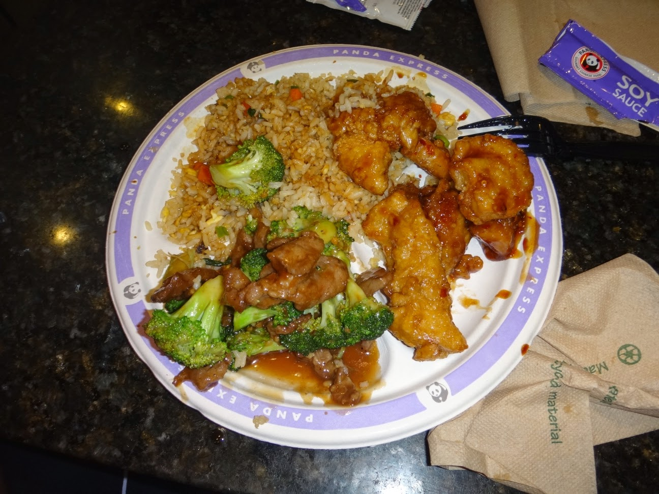 panda express - knotts berry farm - los angeles