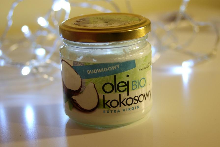 Olej Bio Kokosowy