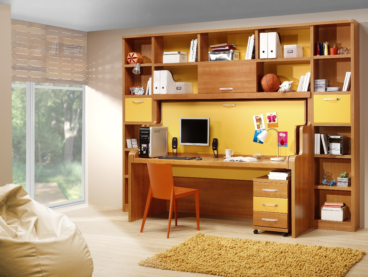 Muebles Juveniles | Dormitorios Infantiles y Habitaciones Juveniles ...