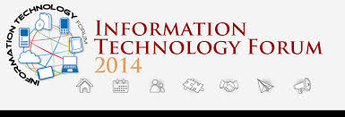 Information Technology Forum 2014
