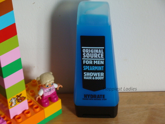 Original Source Spearmint Shower
