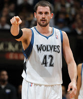 The Minnesota Timberwolves greatly missed Kevin Love, who broke his hand twice and was shut down