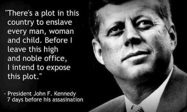 president kennedy illuminati