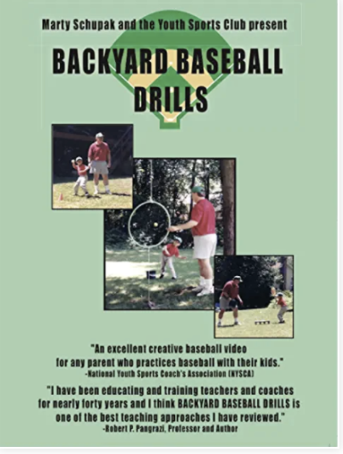 Backyard Baseball Drills