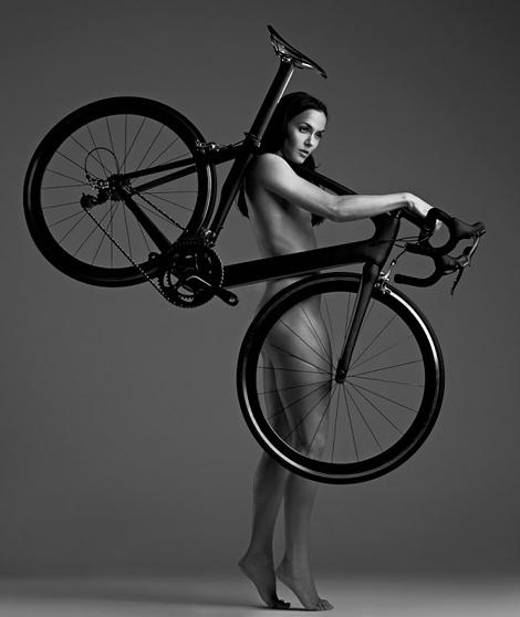 Women biking nude Nude Photos