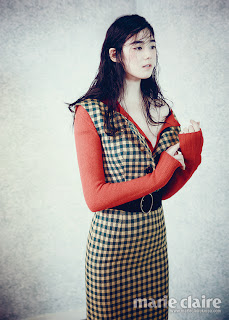 Jung Eun Jae - Marie Claire Magazine October Issue 2013