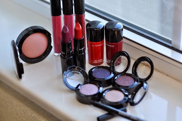 MAC Holiday 2014: Heirloom Mix collection