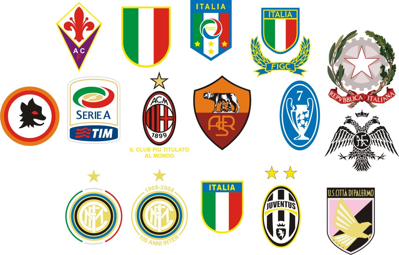 logo juventus futbol italia: