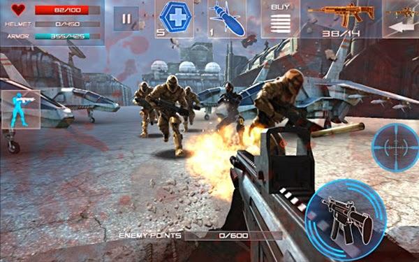 Download tải game bắn súng cho di động hay nhất miễn phí