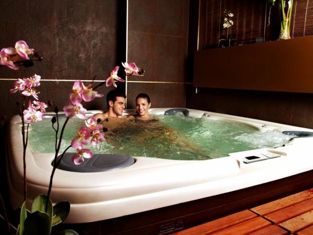Preparar Un Baño En Jacuzzi:Madre Mia del Amor Hermoso: El jacuzzi, placer y salud