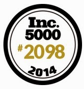 Durante Rentals 2014 INC 5000 List Fastest Growing Companies