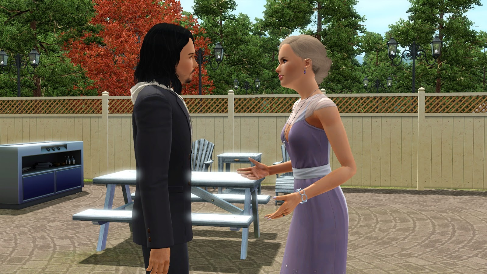 how to get no jealousy in sims 3