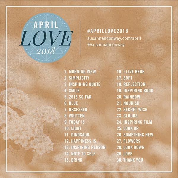 April Love 2018