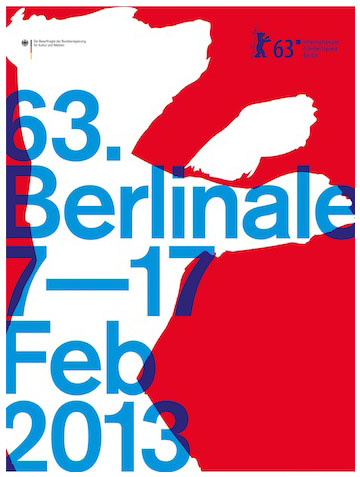 Berlinale 2013, 63rd Berlin International Film Festival, Poster