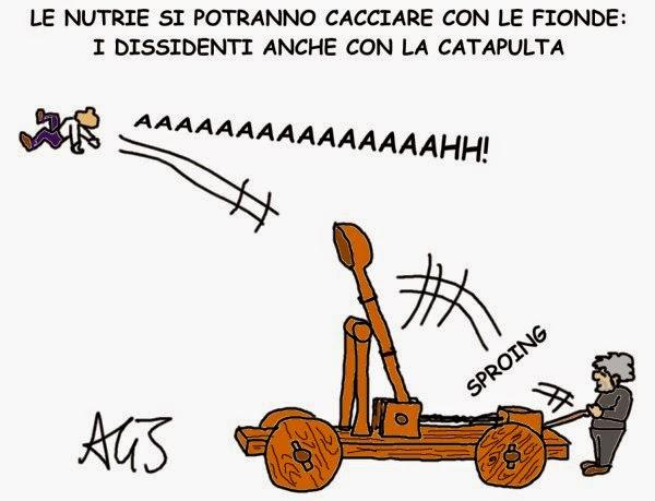 M5S, Grillo, espulsioni, satira