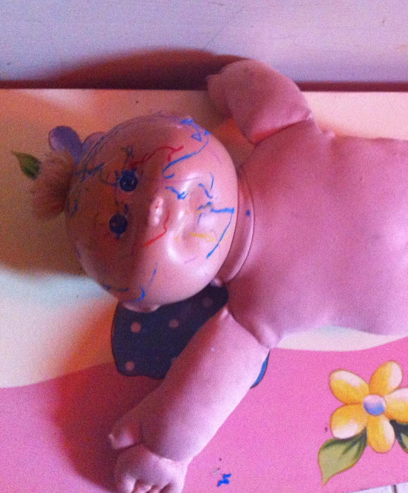 Jenny Luets, Toddler Art, 2014