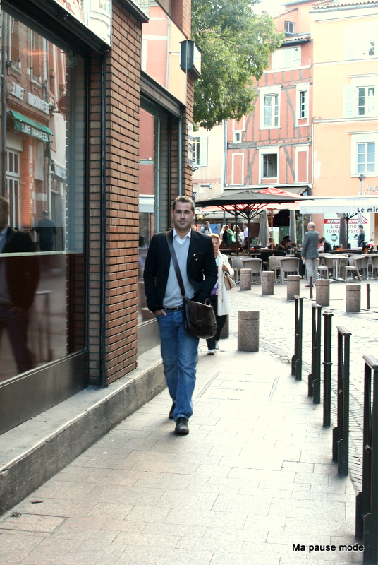 Ma pause mode blog mode toulouse 4 street style for Dans ma ville on traine