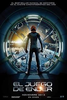 El juego de Ender (2013) Online