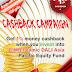 Cashback Campaign CIMB Islamic DALI Asia