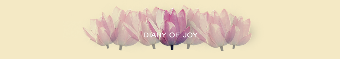 Diary of Joy