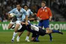 Argentina vs Inglaterra: Los Pumas debutan en el mundial de Rugby