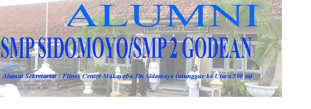 ALUMNI SMP SIDOMOYO