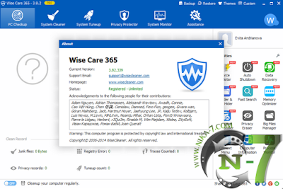 Wise Care 365 PRO v3.82 Build 339 Final