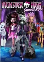 Monster High: Una fiesta divina de la muerte (2012) online y gratis